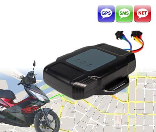 Ortungssystem GPS-Tracker Bike fürs Motorrad/Boot