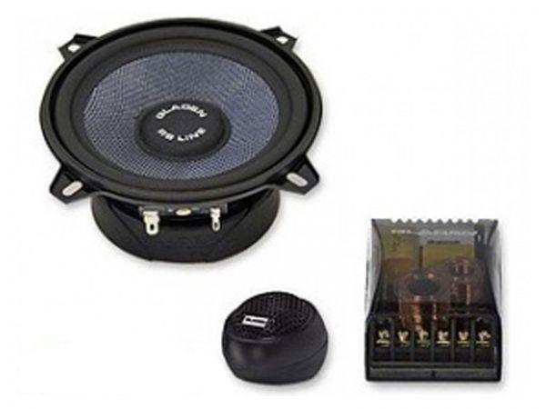 Gladen Audio RS 130 2-Weg-Allround-Autolautsprecher