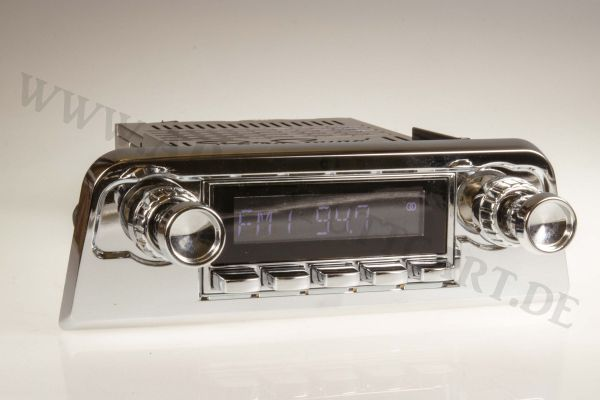 Retrosound Model Laguna Oldtimerradio für Ford Thunderbird 61-63