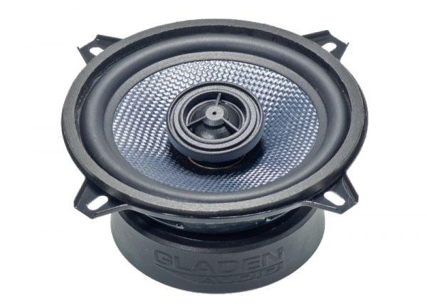 Gladen Audio RC 130 2-Weg-Koaxial-Autolautsprecher