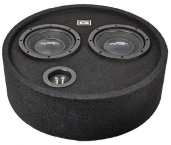 Gladen RS 08 Round Box DUAL