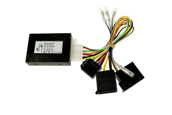 Speedsignal CAN-Bus Adapter Mercedes Benz mit Audio 10