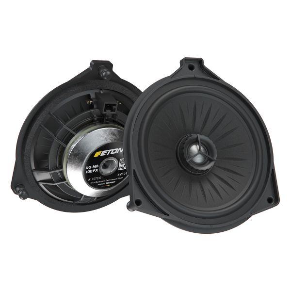 ETON UG UG100 PX Plug & Play Upgrade Hutablagen Lautspecher für Mercedes