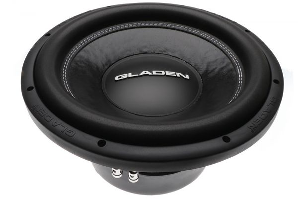 "Gladen SQX 12 High Performance 30 cm /12"" Subwoofer-Chassis"