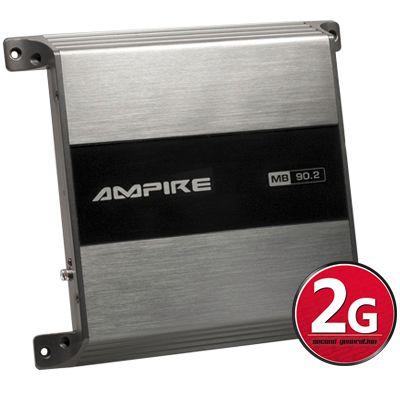 Ampire MB 90.2-2G Zwei-Kanal-Verstärker 2 x 90Watt