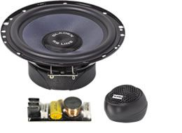 Gladen Audio RS 165 Speed 2-Weg-Allround-Autolautsprecher