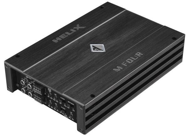 Helix M Four 4-Kanal Car-Hifi Verstärker 4x200W @ 2 Ohm