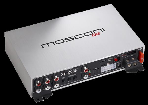 Mosconi D2 80.6 DSP 6-Kanal-Verstärker