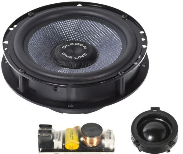 Gladen ONE165 GOLF4-RS Lautsprechersystem