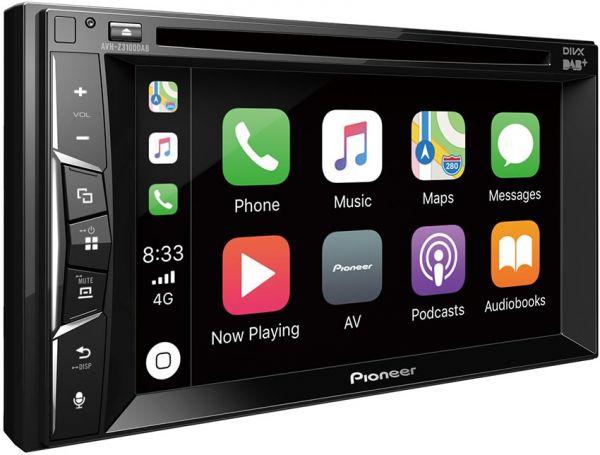 Pioneer AVH-Z3100DAB 2-DIN Carplay CD Bluetooth DAB+