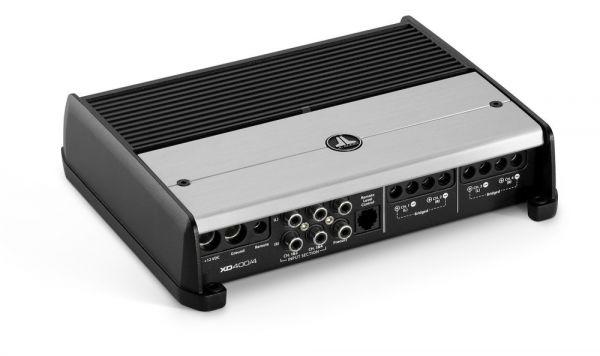 JL Audio XD 400/4V2 - XD-Serie digital 4-Kanal Verstärker