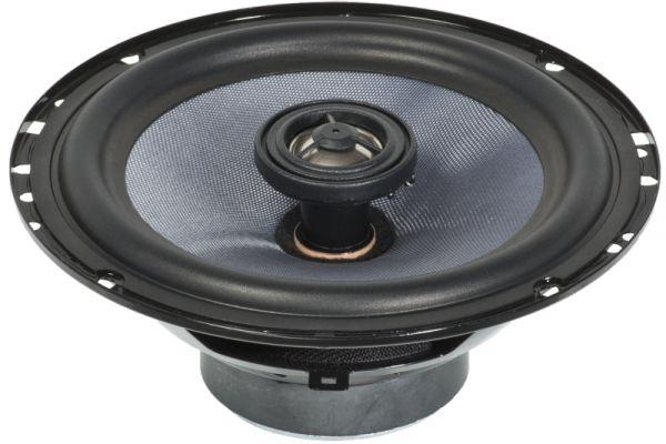 Gladen Audio Alpha 165C 2-Weg-Koaxial-Autolautsprecher
