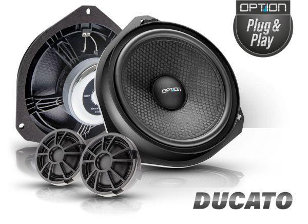 Fiat Ducato Lautsprecher einbauen