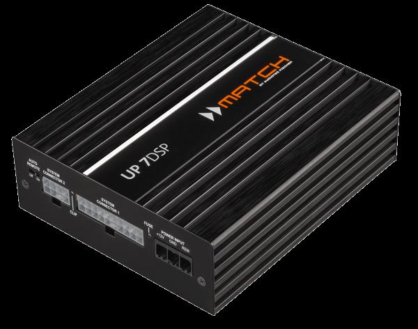 Merceds DSP Lautsprecher Upgradeset 650 Watt