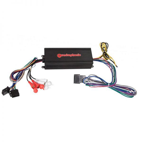 RETROSOUND Plug & Play Verstärker, 4x 45Watt RMS