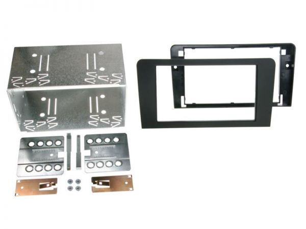 Radioblende 2-DIN PRO Version Audi A3