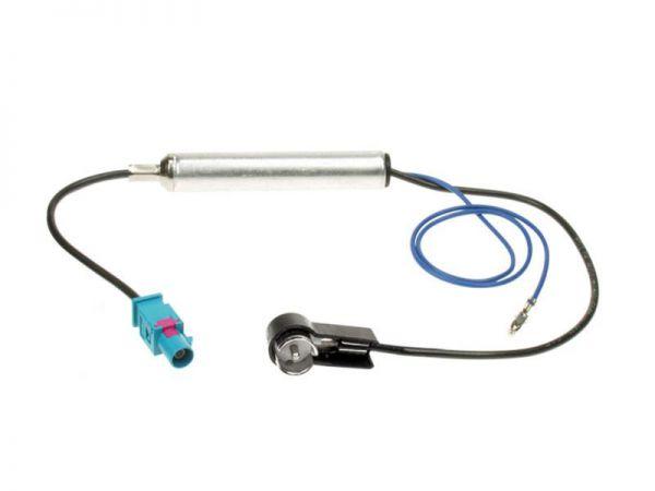 Antennenadapter ISO > FAKRA / Phantomeinspeisung