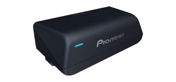 Pioneer TS-WX010A super kleiner aktiver Subwoofer horizontal oder vertikal montierbar
