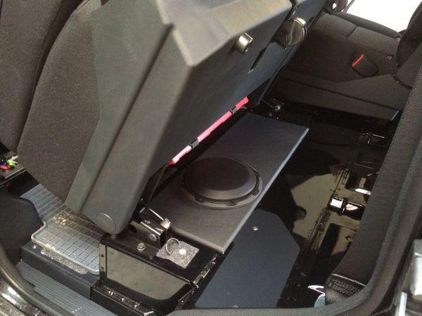 Subwoofer-Box für Mercedes Benz G 463 Professional
