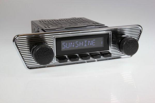 Autoradio für Karman Ghia mit DAB+,San Diego