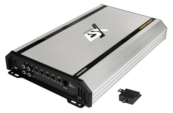 ESX HXE 2000.1D 1-Kanal Verstärker 2000 W