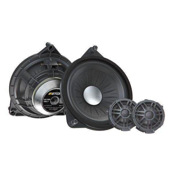 ETON UG MB100 F Upgrade Lautspecher für Mercedes