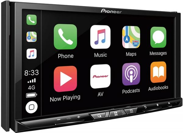 "Pioneer AVIC-Z820DAB 7"" Wi-Fi Navigation Carplay Android Auto DAB+ 2DIN"
