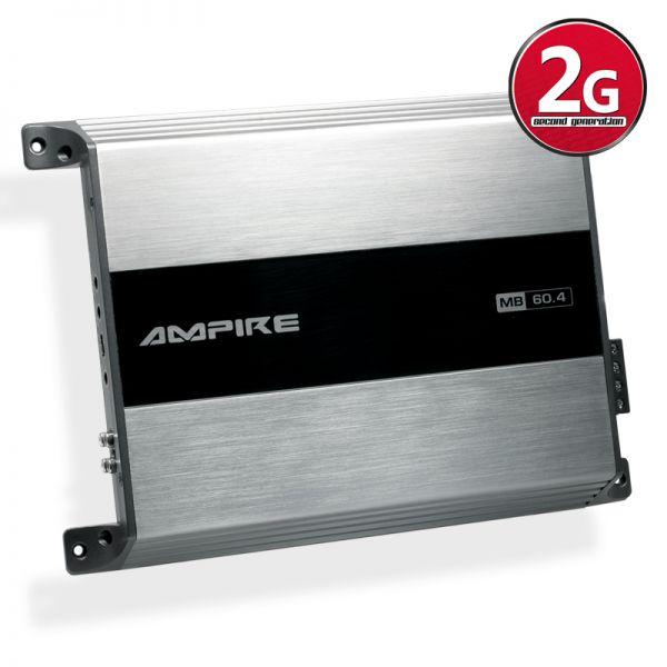 Ampire MB 60.4-2G 4-Kanal-Verstärker