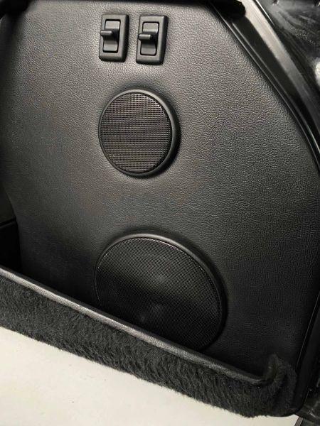 Austauschlautsprecher für Porsche 911 Cabriolet (964) für die original Einbauplätze