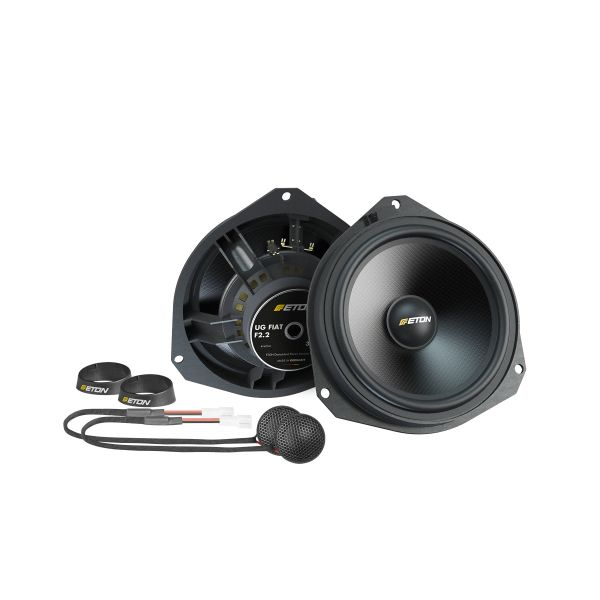 Fiat Ducato, Peugeot Boxer und Citroën Jumper 2 Wege Lautsprechersystem