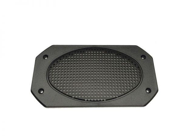 Lautsprecherabdeckgitter für Ovallautsprecher 95 x 155mm (Stück)