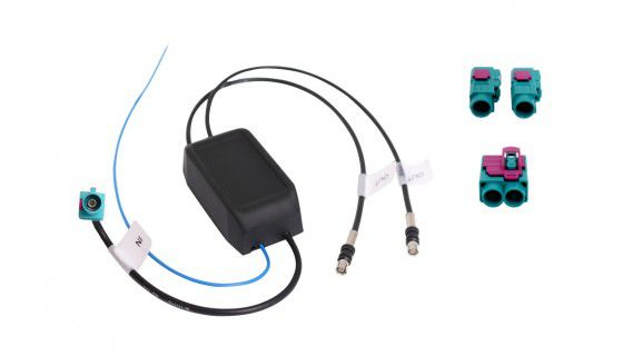 RTA Antennenadapter für FM Doppeltuner Geräte